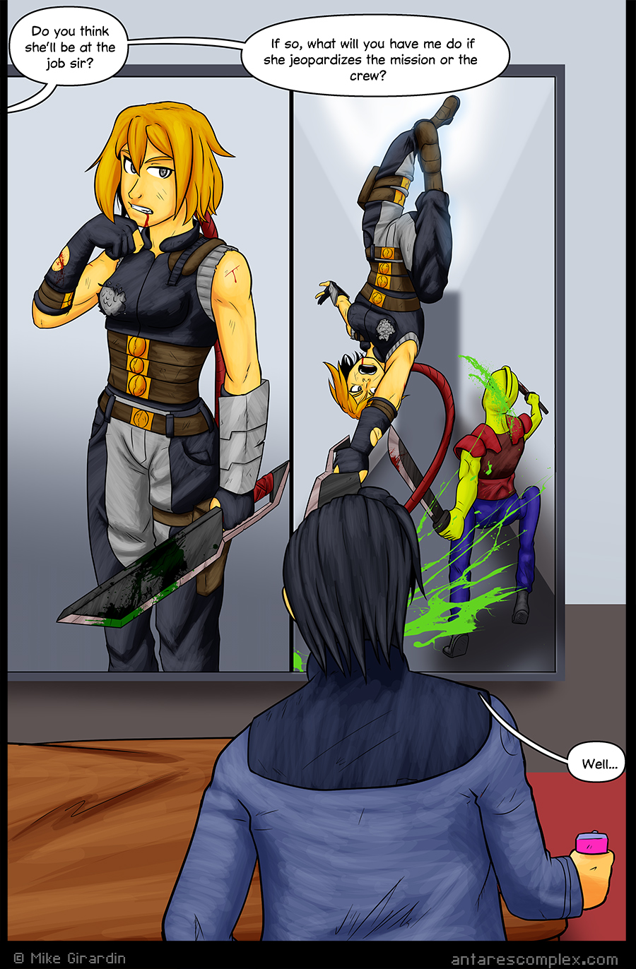 Antares Complex Issue 13 Pg 28