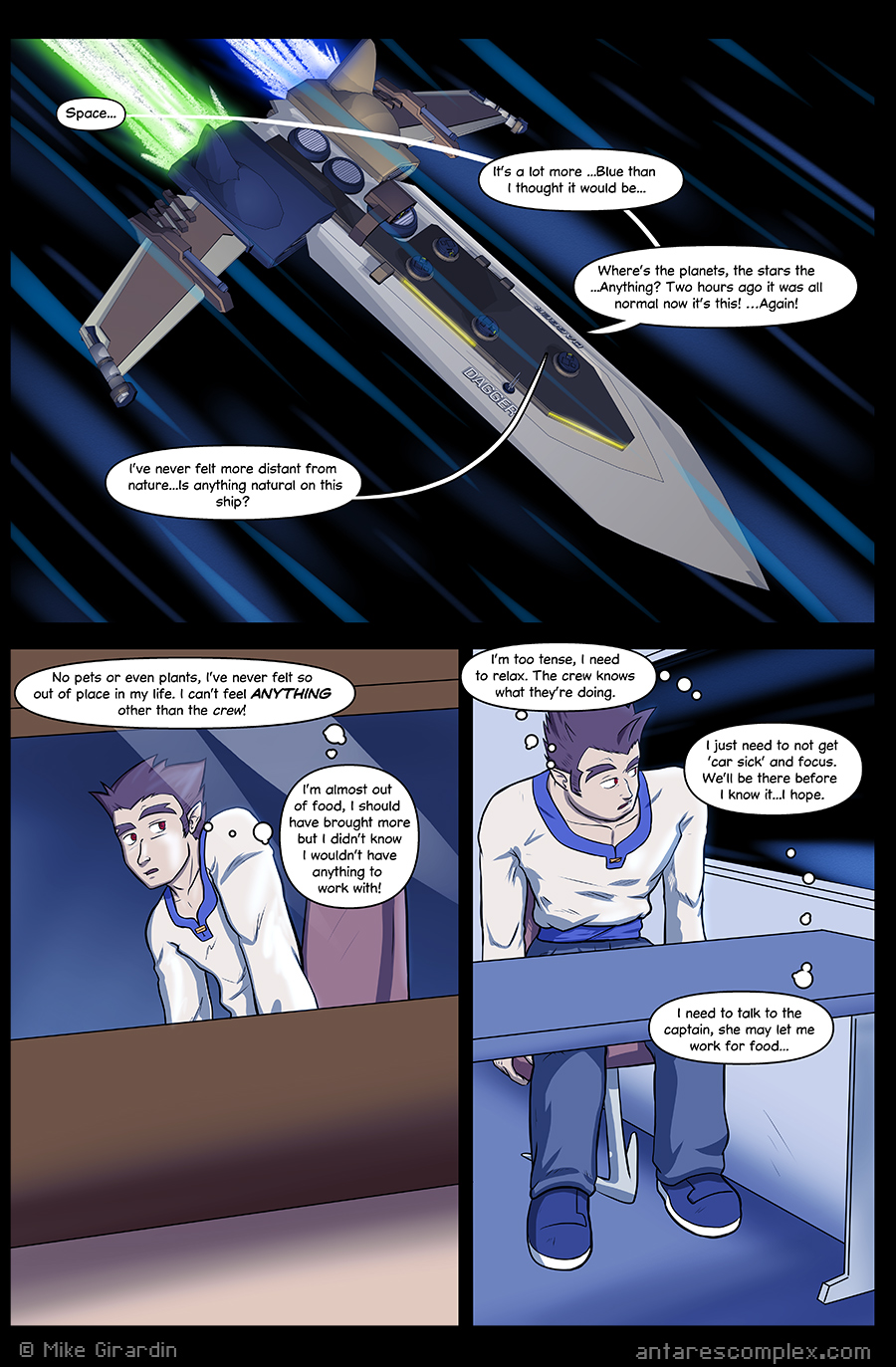 Antares Complex Issue 14 page 01