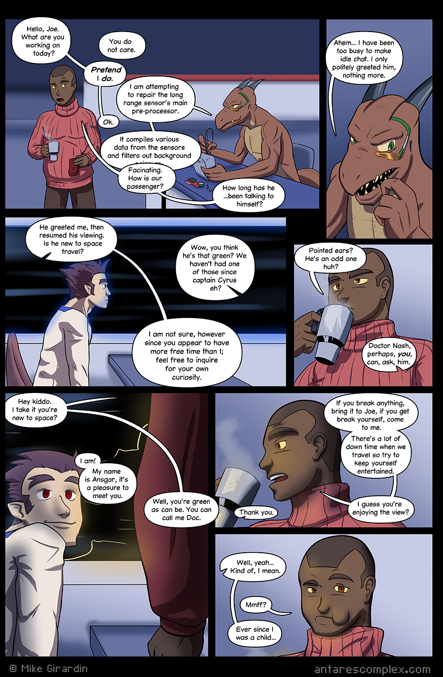 Antares Complex Issue 14 page 02