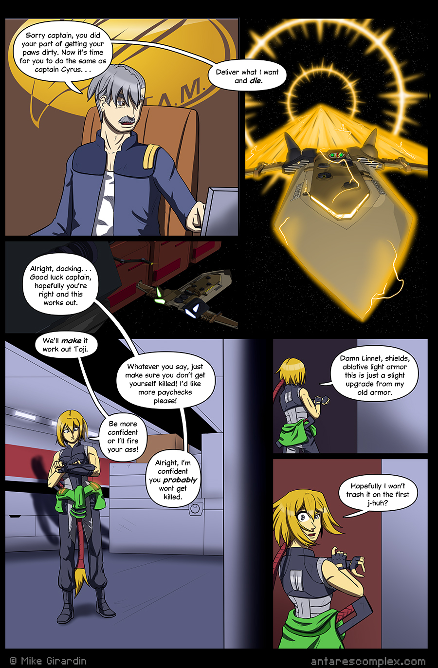 Antares Complex Issue 14 page 11