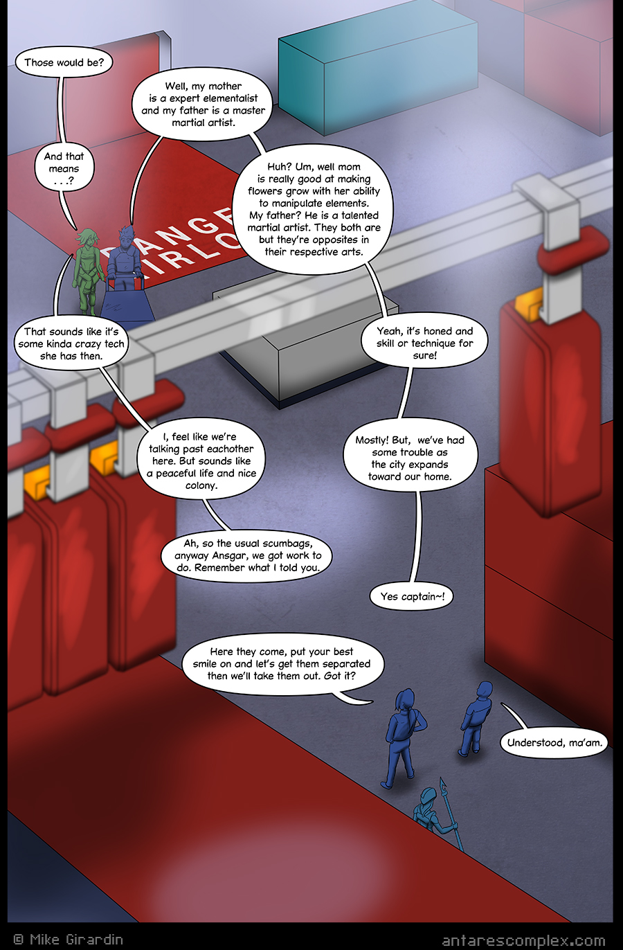 Antares Complex Issue 14 page 13