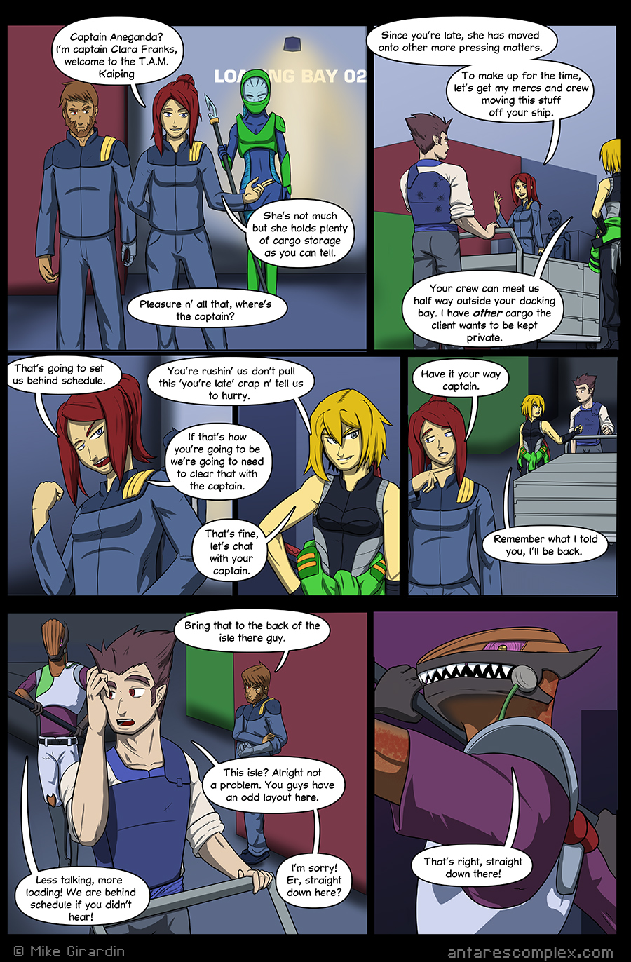 Antares Complex Issue 14 page 14