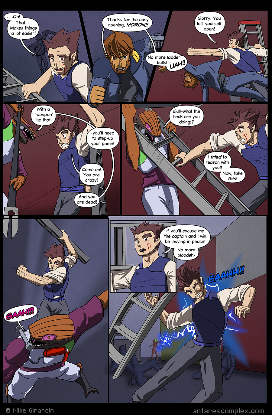Antares Complex Issue 14 page 18