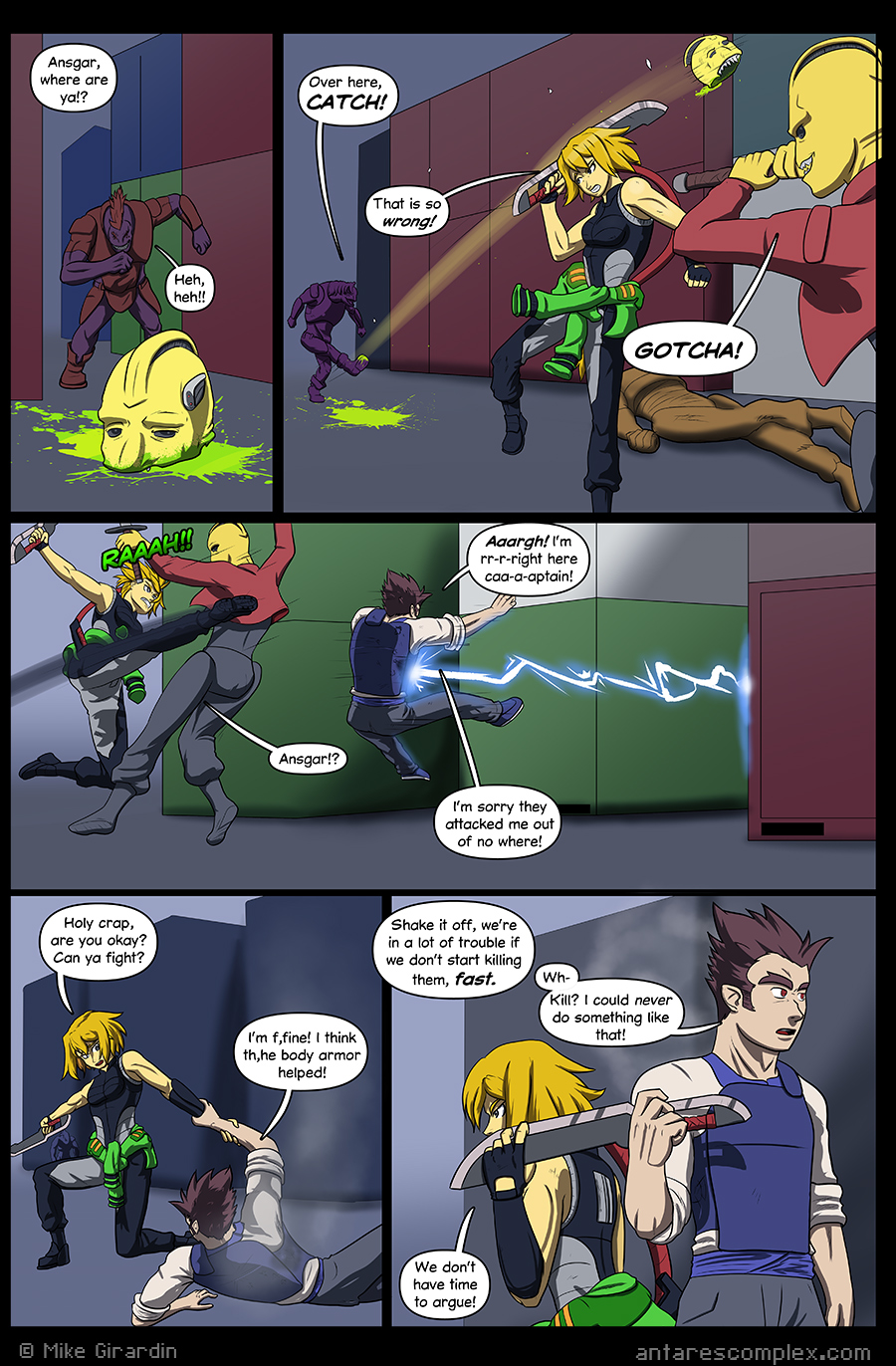 Antares Complex Issue 14 page 20