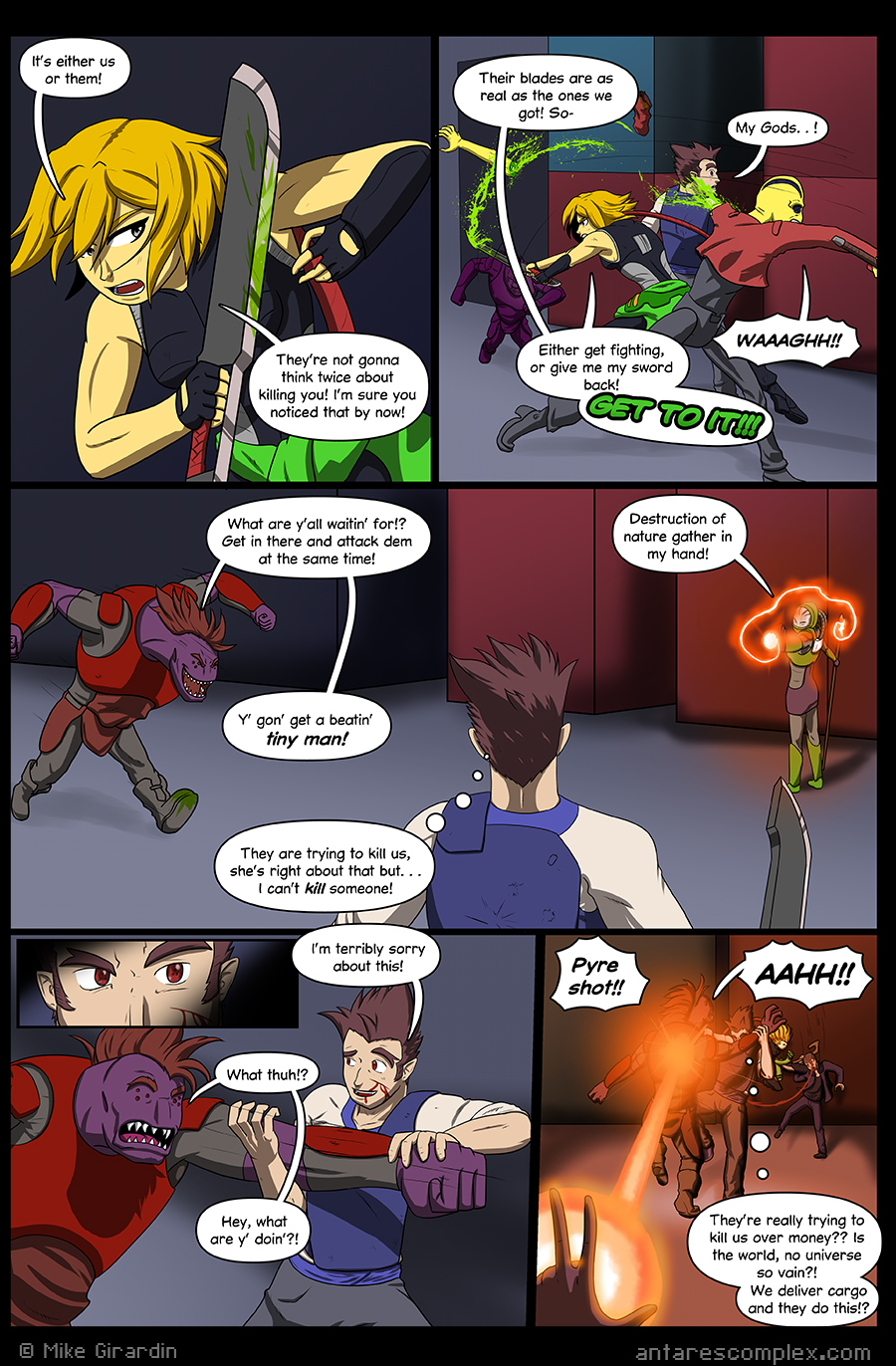 Antares Complex Issue 14 page 21